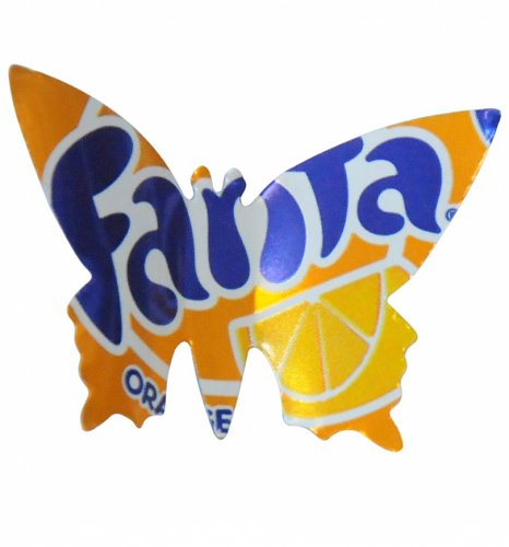 Artisan Fanta Small Butterfly Magnet from Sarah Turner