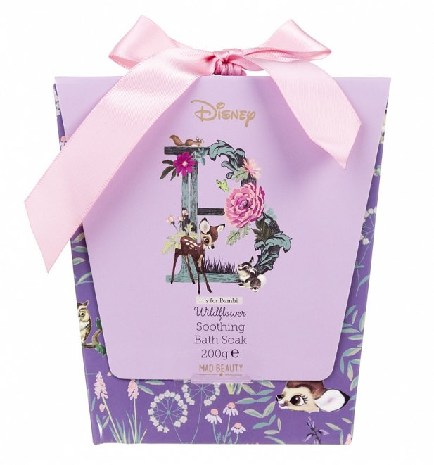 Bambi Disney Soothing Wildflower Bath Soak