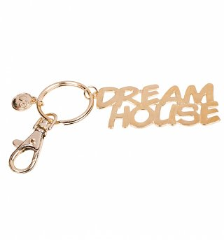 Barbie Dream House Key Ring