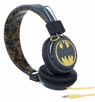 Batman Vintage Logo Headphones