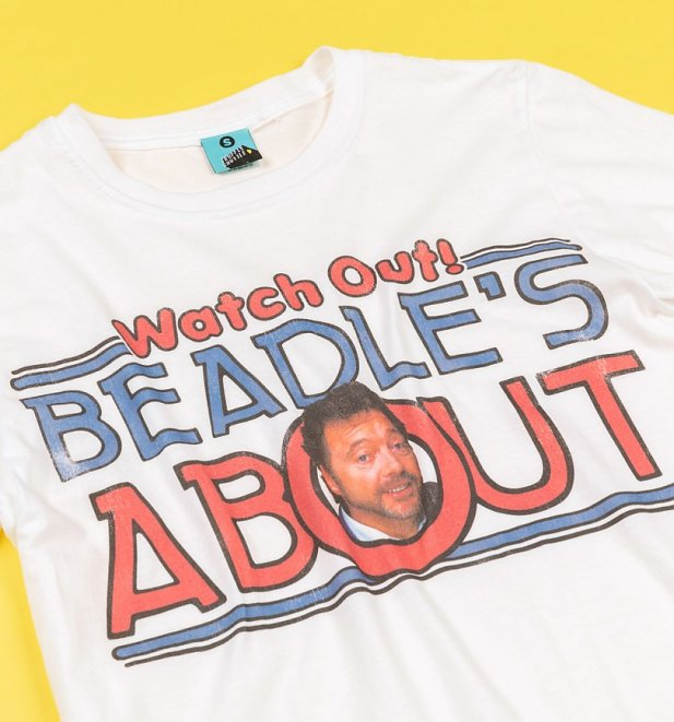 Beadle's About White T-Shirt