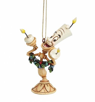 Beauty And The Beast Lumiere Hanging Ornament