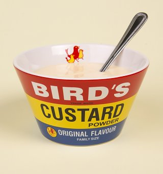 Bird's Custard Bowl