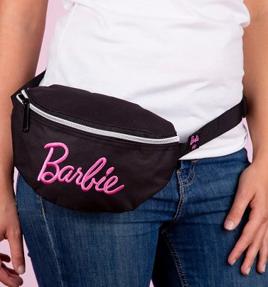 Black Barbie Bum Bag from Spiral