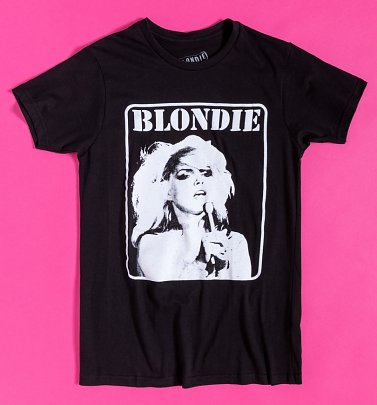 Black Blondie T-Shirt