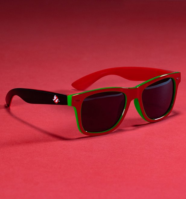 Black Ghostbusters Sunglasses