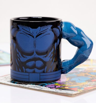 Black Panther Arm Meta Merch Mug