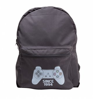 Black PlayStation Reversible Backpack