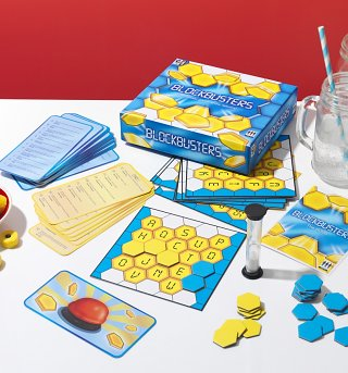Blockbusters Card Game