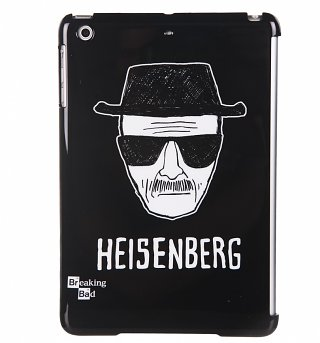 Breaking Bad Heisenberg Sketch iPad Mini Snap On Case