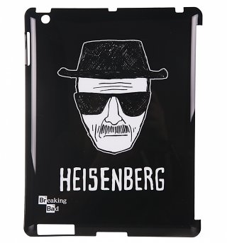 Breaking Bad Heisenberg Sketch iPad Snap On Case
