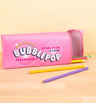Bubblegum Pencil Case