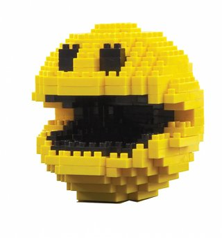 Build Your Own PAC-MAN Pixel Bricks