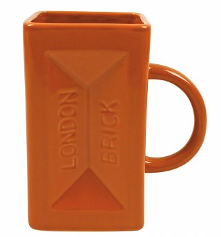 Builder's Tea Brick Mug