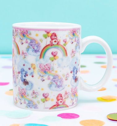 Care Bears All Over Print Mug