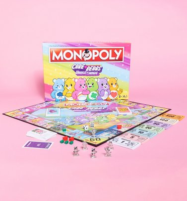 Care Bears Monopoly Game Set