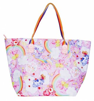 Care Bears Oversized Tote Bag from Iron Fist