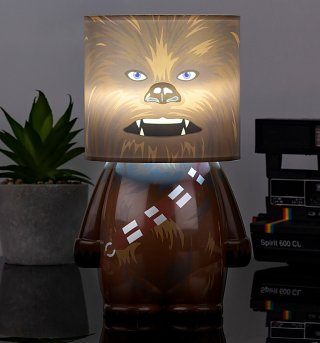 Chewbacca Star Wars Look-A-lite LED Table Lamp