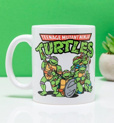 Classic Teenage Mutant Ninja Turtles Mug