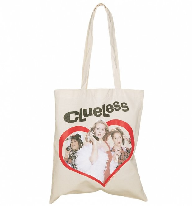 Clueless Tote Bag