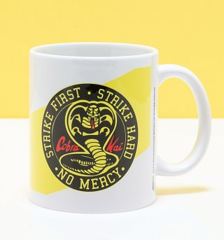 Cobra Kai No Mercy Mug