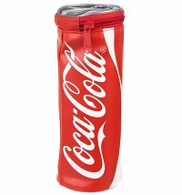 Coca-Cola Can Pencil Case