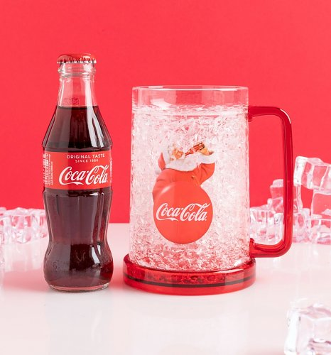Coca Cola Chiller Mug Gift Set