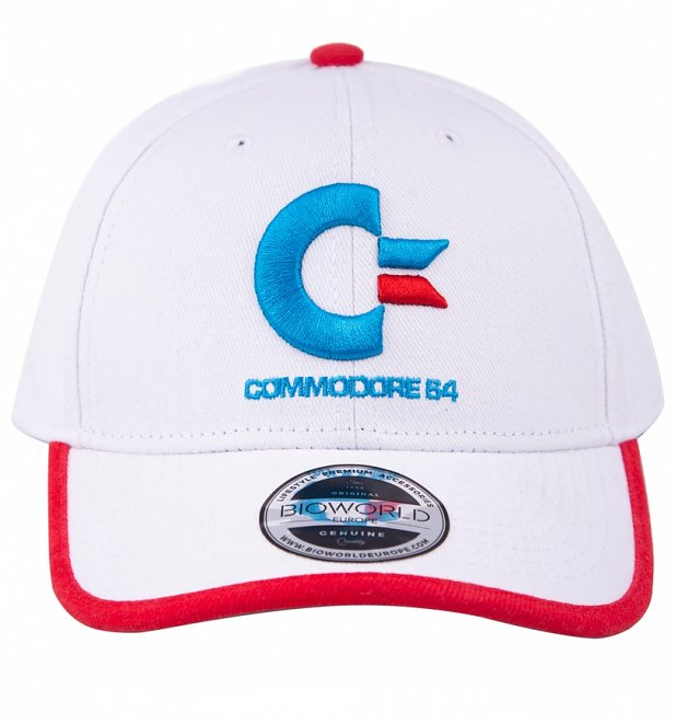 Commodore 64 Curved Cap