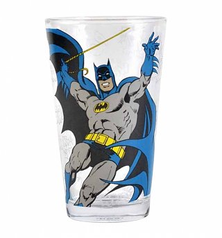 DC Comics Batman Large Boxed Glass