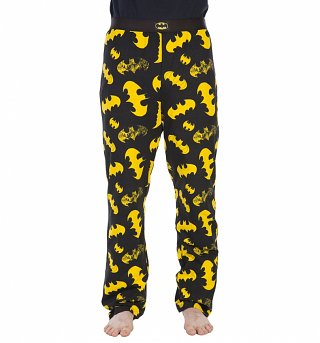 DC Comics Batman Logo Lounge Pants