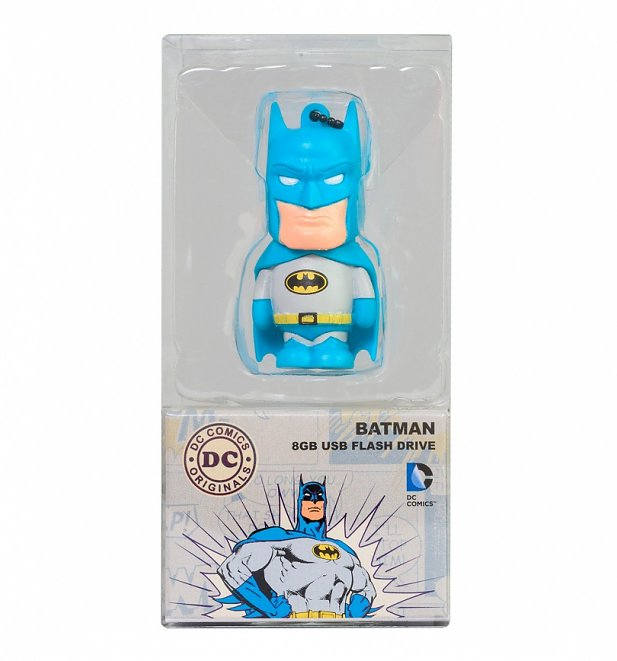 DC Comics Batman USB 8GB Memory Stick