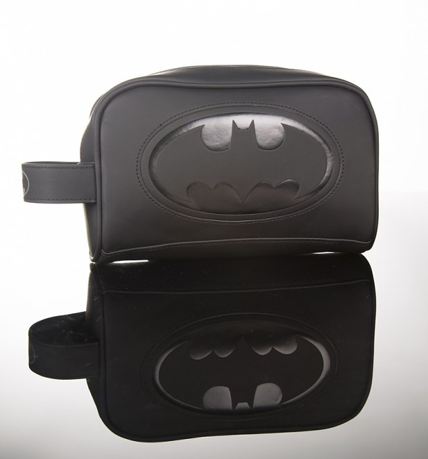 DC Comics Batman Wash Bag