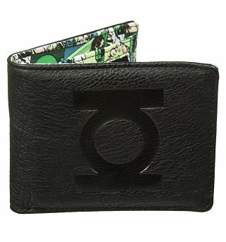 DC Comics Green Lantern Embossed Ring Power Wallet