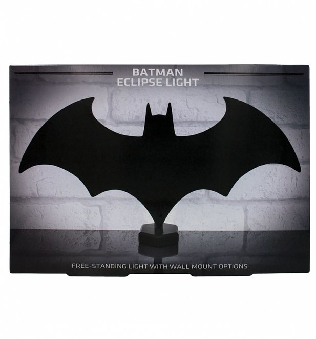 DC Comics USB Powered Batman Eclipse Light