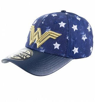 DC Comics Wonder Woman Baseball Cap