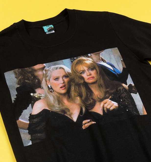 Death Becomes Her Scene Black T-Shirt