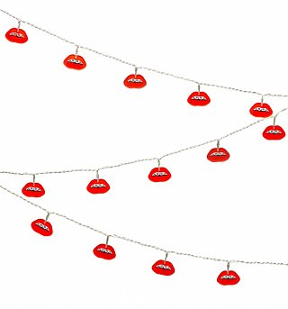 Dental Bling String Lights from Tatty Devine