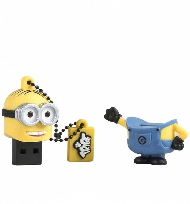 Despicable Me Dave Minions 8GB USB Memory Stick