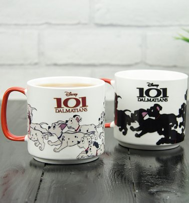 Disney 101 Dalmatians Heat Change Mug