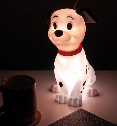 Disney 101 Dalmatians Lamp