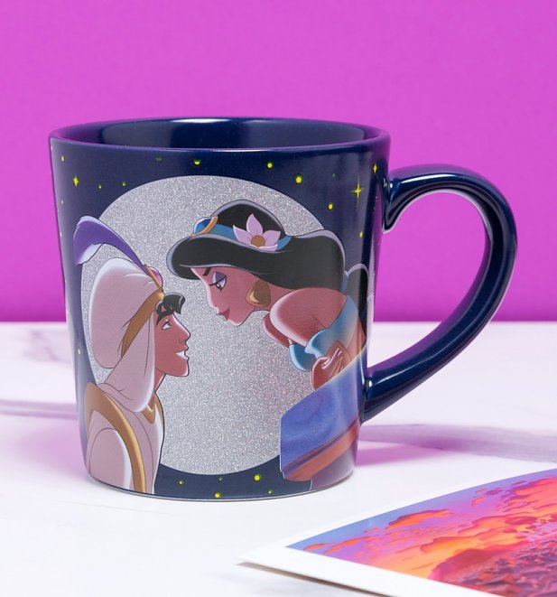 Disney Aladdin I Choose You Mug