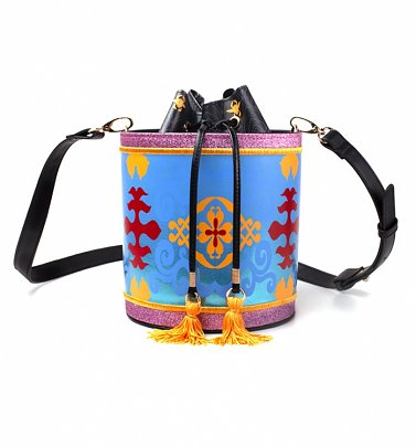 Disney Aladdin Magic Carpet Drawstring Bucket Bag