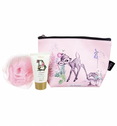 Disney Bambi & Thumper Wildflower Wash Bag Set