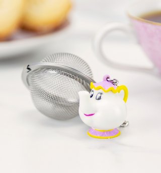Disney Beauty and The Beast Mrs Potts Tea Infuser