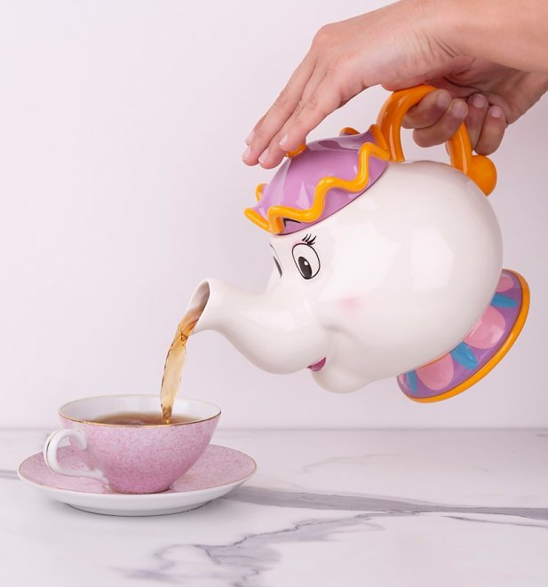 Disney Beauty and The Beast Mrs Potts Teapot