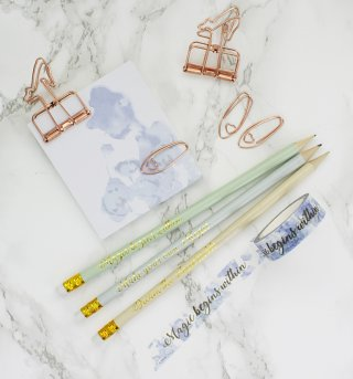 Disney Cinderella Stationery Set