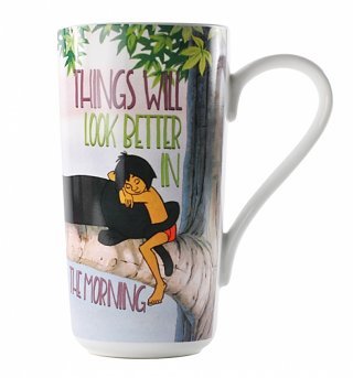 Disney Classic Jungle Book Latte Mug
