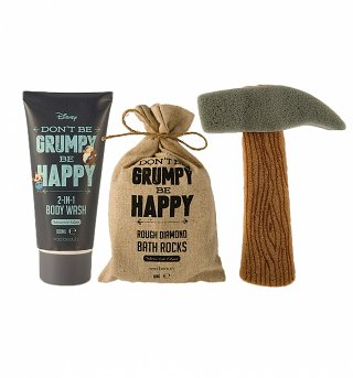 Disney Don't Be Grumpy Be Happy Body Care Set