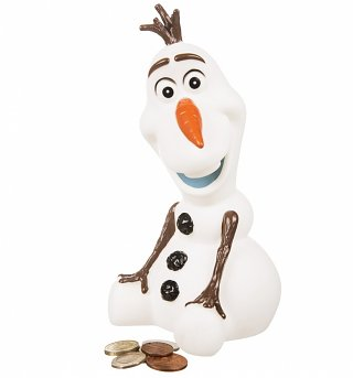 Disney Frozen 3D Olaf Money Bank