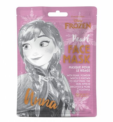 Disney Frozen Anna Sheet Face Mask from Mad Beauty